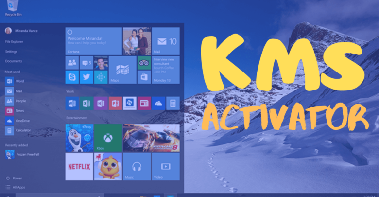 KMS Activator For Office 2016 And Windows 2019