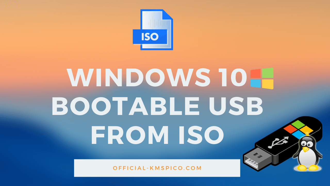 Windows-10-Bootable-USB-From-ISO
