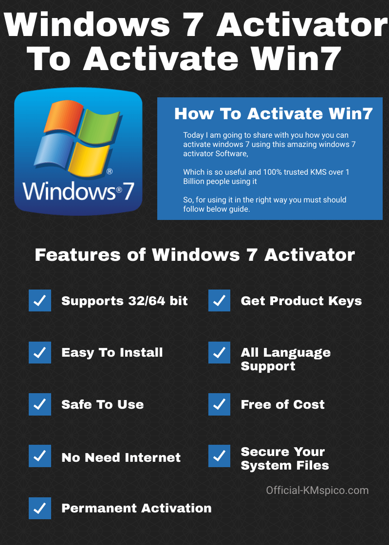 Features-Of-Windows-7-Activator -which-help-to-activate-windows 7