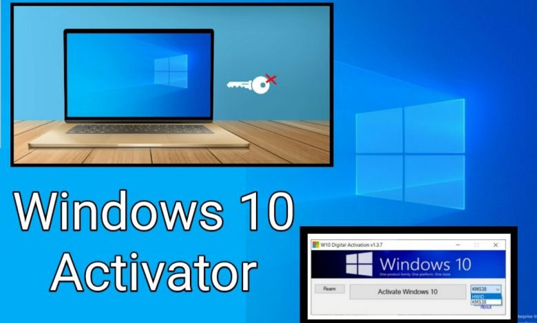 Windows-10-Activator-Free-Download-For-32-64Bit